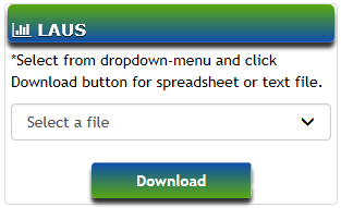 image of laus dropdown menus
